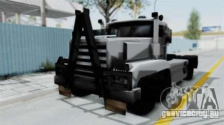 Roadtrain 8x8 v1 для GTA San Andreas