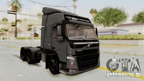 Volvo FM Euro 6 6x4 v1.0 для GTA San Andreas