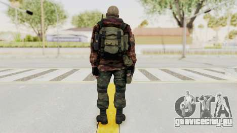 Battery Online Russian Soldier 10 v3 для GTA San Andreas третий скриншот