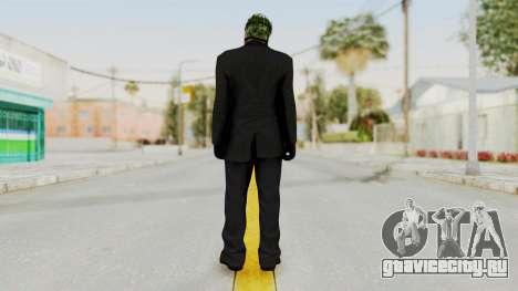 Joker Heist Outfit GTA 5 Style для GTA San Andreas третий скриншот