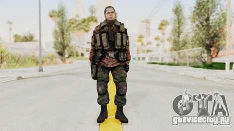 Battery Online Russian Soldier 9 v2 для GTA San Andreas второй скриншот