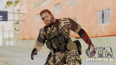 MGSV The Phantom Pain Venom Snake Animals для GTA San Andreas