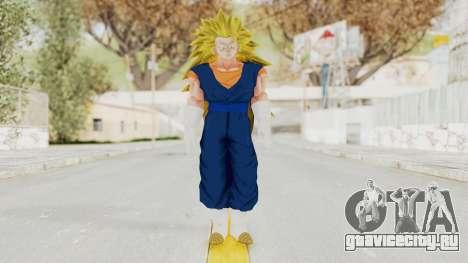 Dragon Ball Xenoverse Vegito SSJ3 для GTA San Andreas второй скриншот