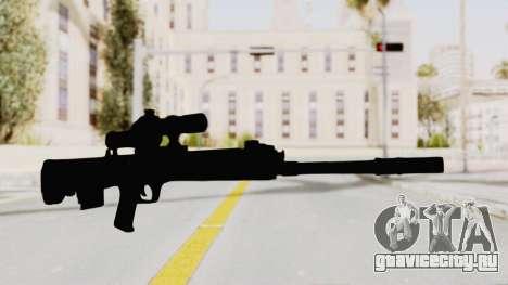 QBU-88 для GTA San Andreas второй скриншот