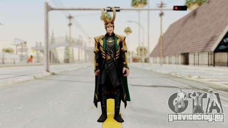Marvel Future Fight - Loki для GTA San Andreas второй скриншот