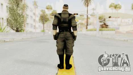 Russian Solider 2 from Freedom Fighters для GTA San Andreas третий скриншот