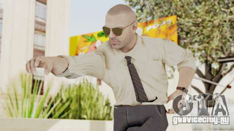 COD BO Hudson Pentagon для GTA San Andreas