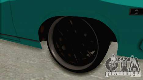 Chevy Nova 454 для GTA San Andreas вид сзади