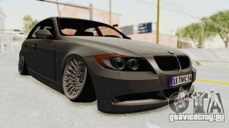 BMW 330i E92 Camber для GTA San Andreas
