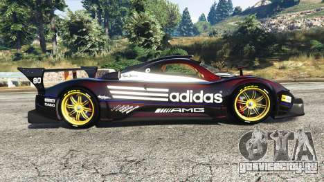 Pagani Zonda R v1.1 для GTA 5
