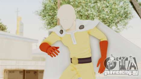 Saitama One Punch Man для GTA San Andreas