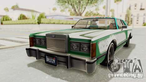 GTA 5 Dundreary Virgo Classic Custom v2 IVF для GTA San Andreas