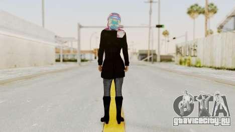 Iranian Girl Skin v2 для GTA San Andreas третий скриншот