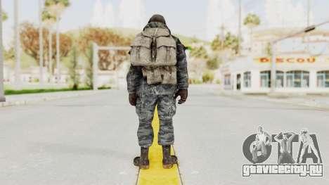 COD MW2 Ghost Ops для GTA San Andreas третий скриншот