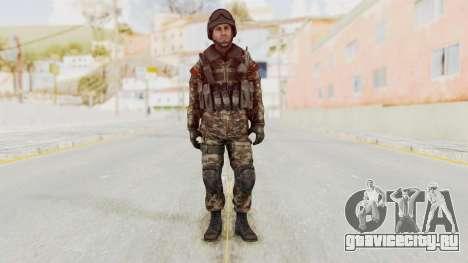 CoD MW3 Russian Military SMG v1 для GTA San Andreas второй скриншот