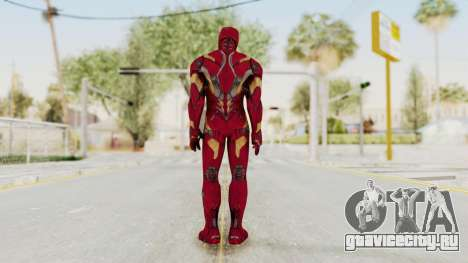 Captain America Civil War - Iron Man для GTA San Andreas третий скриншот