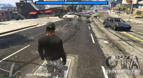 Electric Man 1.1 для GTA 5 третий скриншот