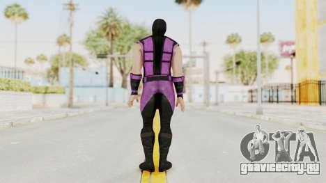 Mortal Kombat X Klassic Rain для GTA San Andreas третий скриншот