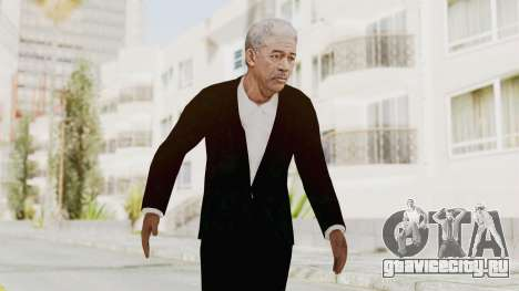 Batman Begins - Morgan Freeman для GTA San Andreas