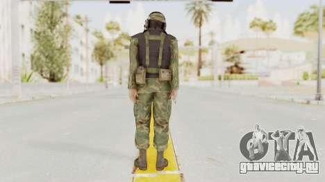 MGSV Ground Zeroes US Pilot v1 для GTA San Andreas третий скриншот