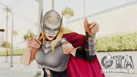 Marvel Future Fight - Thor (Jane Foster) для GTA San Andreas