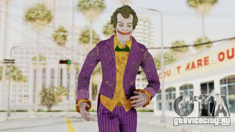 Batman Arkham Knight - Joker для GTA San Andreas