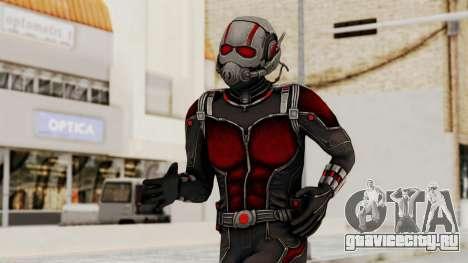 Marvel Pinball - Ant-Man для GTA San Andreas