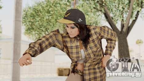 GTA 5 Los Santos Vagos Member 3 для GTA San Andreas