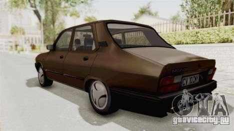 Dacia 1310 Berlina 2001 Stock для GTA San Andreas вид слева