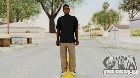 GTA 5 Lamar для GTA San Andreas второй скриншот