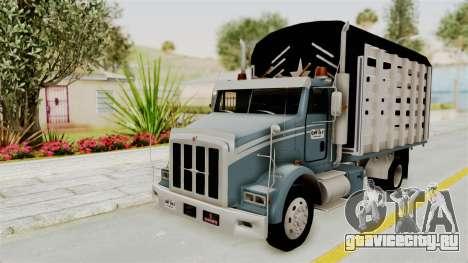 Kenworth T800 для GTA San Andreas