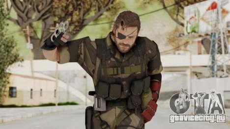 MGSV The Phantom Pain Venom Snake Splitter для GTA San Andreas