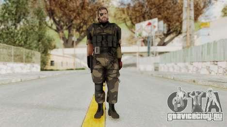 MGSV The Phantom Pain Venom Snake Splitter для GTA San Andreas второй скриншот