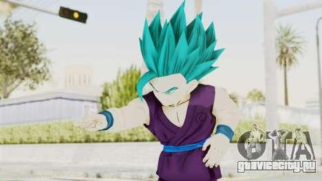 Dragon Ball Xenoverse Gohan Teen DBS SSGSS2 v1 для GTA San Andreas