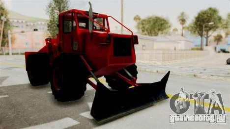 TAF 657 для GTA San Andreas