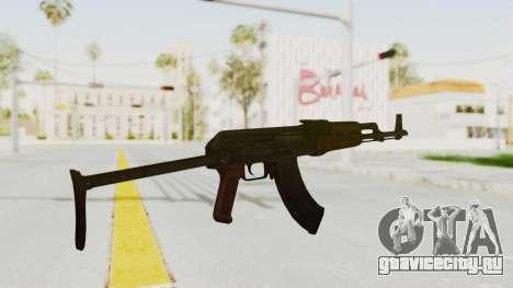 kbk AKMS для GTA San Andreas третий скриншот