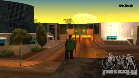 Colormod Easy Life by roBB1x для GTA San Andreas
