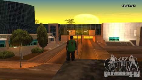 Colormod Easy Life by roBB1x для GTA San Andreas