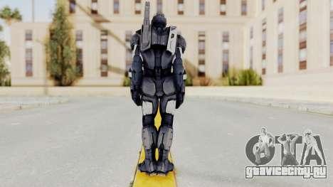 Captain America Civil War - War Machine для GTA San Andreas третий скриншот