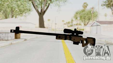 L96A1 для GTA San Andreas второй скриншот