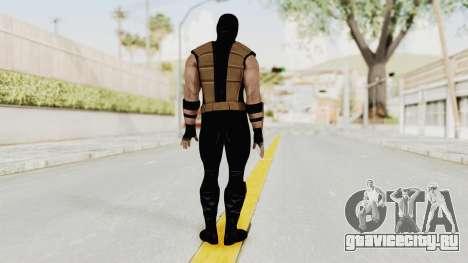 Mortal Kombat X Klassic Tremor для GTA San Andreas третий скриншот