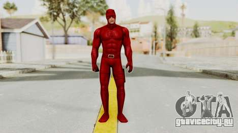 Marvel Future Fight - Daredevil для GTA San Andreas второй скриншот