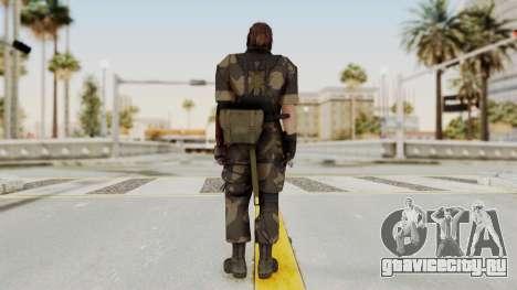 MGSV The Phantom Pain Venom Snake Splitter для GTA San Andreas третий скриншот