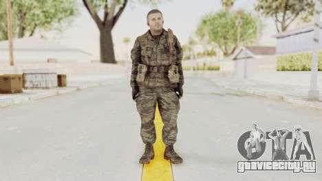 COD BO SOG Mason v1 для GTA San Andreas второй скриншот