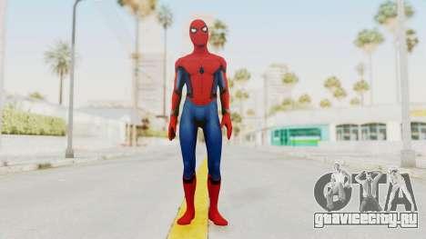 Spider-Man Civil War для GTA San Andreas второй скриншот