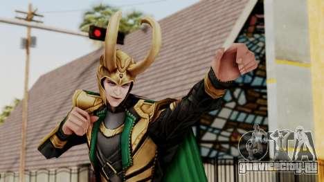 Marvel Future Fight - Loki для GTA San Andreas