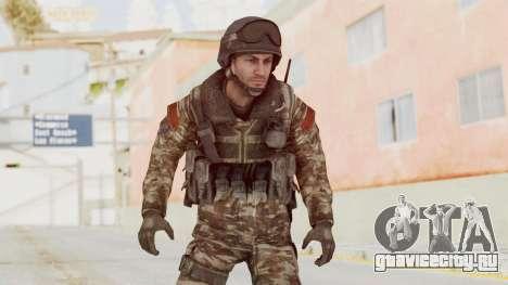 CoD MW3 Russian Military SMG v1 для GTA San Andreas