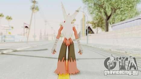 Mega Blaziken для GTA San Andreas третий скриншот