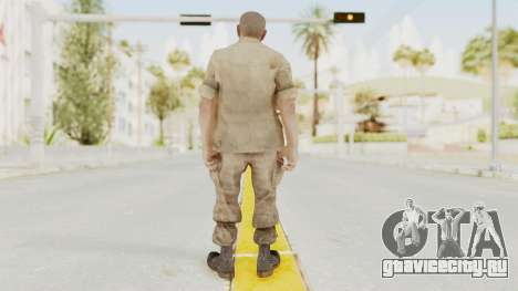 COD BO Reznov Macv для GTA San Andreas третий скриншот