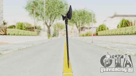 Ei Of The Water Weapon для GTA San Andreas второй скриншот